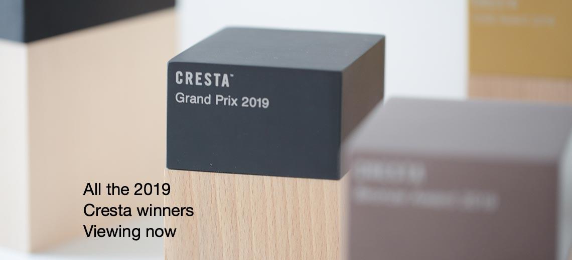 Cresta awards The 2019 winners