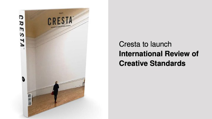 Cresta to launch invaluable global review for clients and creative agencies
