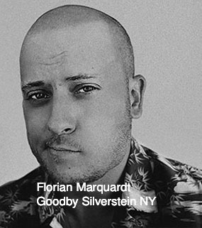 Florian Marquand Goodby Silverstein NY'