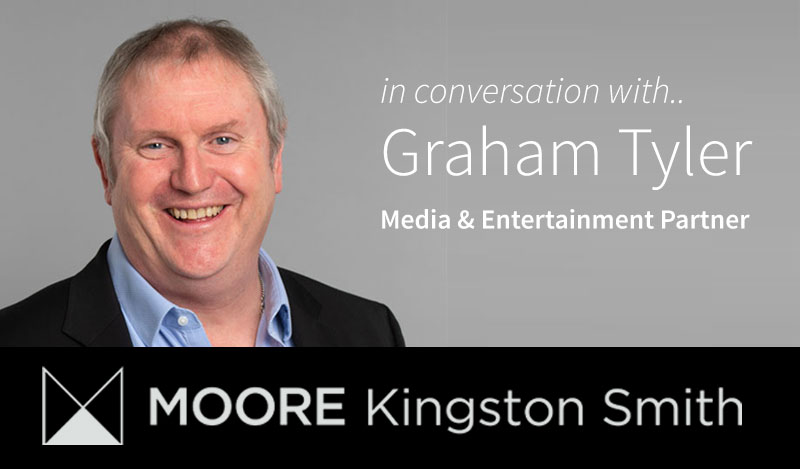 In conversation with...Graham Tyler