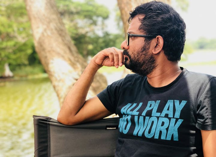 A CREATIVE LIFE: SUBHASH PINNAPOLA