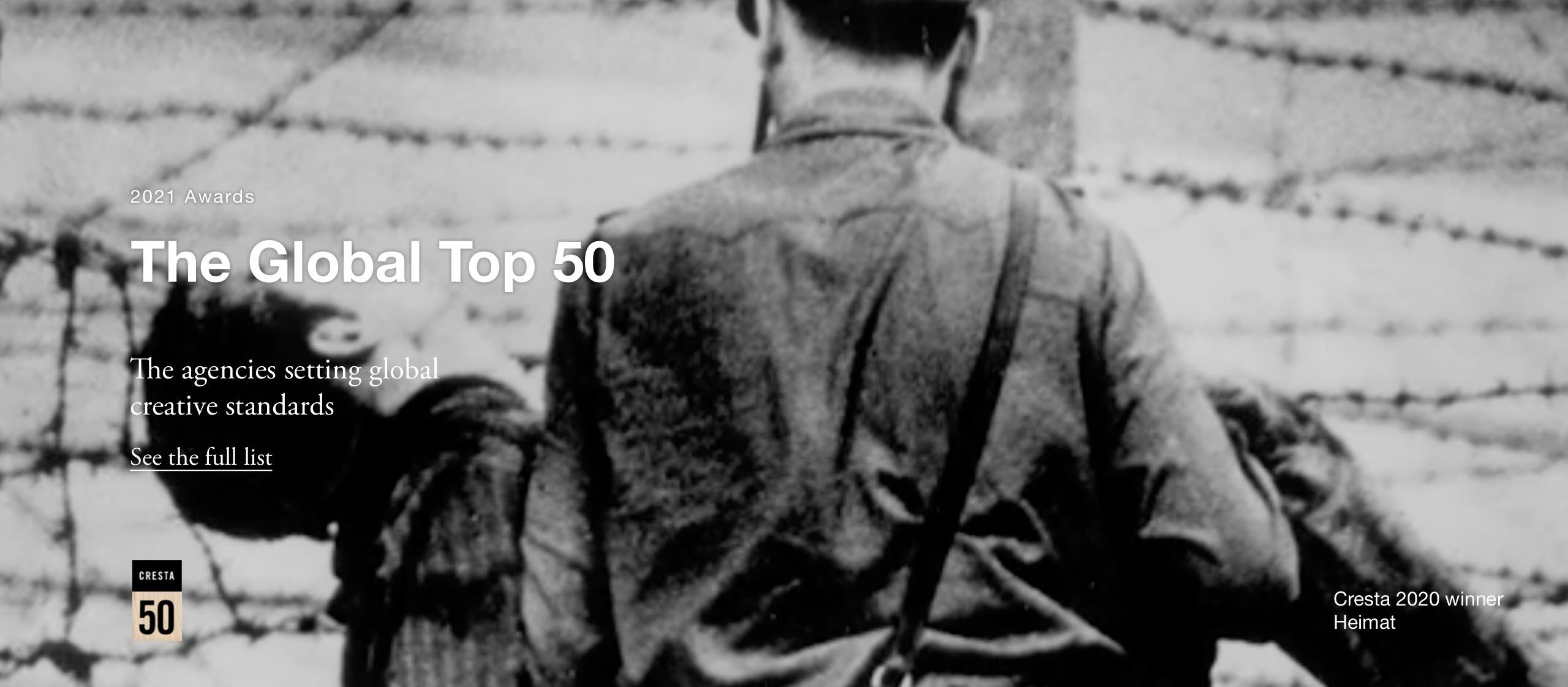 Cresta Global Top 50